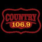 Country 106.9 106.9 FM USA, Topeka
