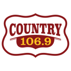 Country 106.9 106.9 FM USA, Topeka