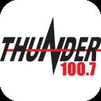 Thunder 100.7 100.7 FM United States of America, Corning