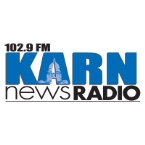 102.9 KARN News Radio 102.9 FM USA, Little Rock