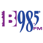 B 98.5 98.5 FM USA, Little Rock