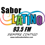 Radio Sabor Latino 93.5 FM United States of America, South Bend