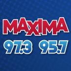 Máxima 97.3 FM/ 95.7 FM 1200 AM USA, Pine Island Center