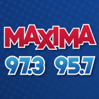 Máxima 97.3 FM/ 95.7 FM 1200 AM USA, Pine Island Center
