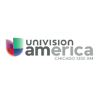 Univision América 1200 AM USA, Chicago