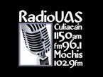Radio UAS 96.1 FM Mexico, Culiacán