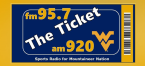 The Mountaineer Ticket 920 AM USA, Fairmont