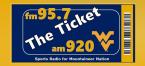 The Mountaineer Ticket 920 AM USA, Fairmont