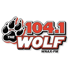 104.1 The Wolf 104.1 FM USA, Sioux City