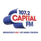 Capital Brighton 107.2 FM United Kingdom, Brighton