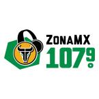 Zona MX 107.9 107.9 FM USA, Fresno