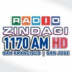 Radio Zindagi 1170 AM USA, Fremont