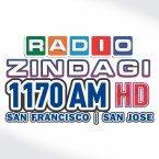 Radio Zindagi 1170 AM United States of America, Fremont