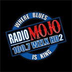WZLX HD2 Radio Mojo (Blues) 100.7 FM USA, Boston