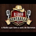 Rádio Sertaneja FM 106.3 FM Brazil, Barretos