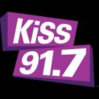Kiss 91.7 91.7 FM Canada, Edmonton