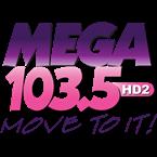 Mega 103.5 HD2 103.5 FM USA, Austin