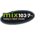Mix 103.7 103.7 FM Canada, Fort McMurray