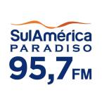 Rádio SulAmérica Paradiso FM 95.7 FM Brazil, Rio de Janeiro