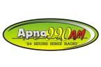 Radio Apna 990 AM New Zealand, Auckland