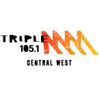 Triple M Central West 105.1 105.1 FM Australia, Bathurst