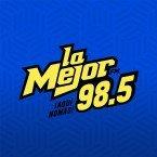 La Mejor 98.5 FM Hermosillo 98.5 FM Mexico, Hermosillo