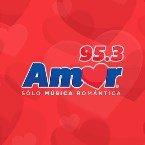 Amor 95.3 FM San Luis Potosí 95.3 FM Mexico, San Luis Potosí