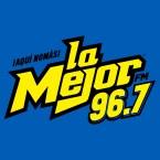 La Mejor 96.7 Nogales 96.7 FM Mexico, Nogales