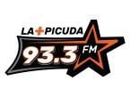La mas Picuda 93.3 FM Mexico, Colima