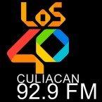 LOS40 Culiacán 92.9 FM 92.9 FM Mexico