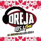 Oreja 105.1 FM Mexico, Puerto Vallarta
