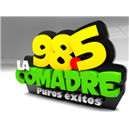 La Comadre 98.5 FM Mexico, San Luis Potosí