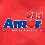 Amor 93.1 FM Guadalajara 93.1 FM Mexico, Guadalajara