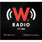 W Radio Guadalajara 1190 AM Mexico, Guadalajara