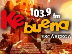 Ke Buena Escárcega 103.9 FM Mexico, Escarcega