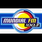 Rádio Mundial FM 100.3 FM Brazil, Toledo