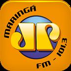 Rádio Jovem Pan FM 101.3 FM Brazil, Maringá