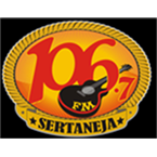 Rádio 106 Sertaneja 106.7 FM Brazil, Ribeirão Preto