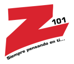 Z101FM 101.3 FM Dominican Republic, Santo Domingo de los Colorados