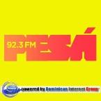 PESA 92.3 FM 92.3 FM Dominican Republic, Santa Cruz de Barahona