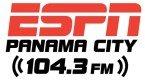 ESPN Panama City 104.3 FM United States of America, Panama City