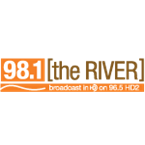 98.1 The River 96.5 FM United States of America, Asheville