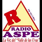 Radio Aspe 103.4 FM Spain, Alicante