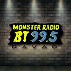 Monster Radio BT 99.5 99.5 FM Philippines, Davao City