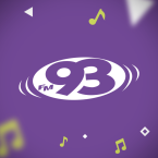 Rádio FM 93 (Fortaleza) 93.9 FM Brazil, Fortaleza