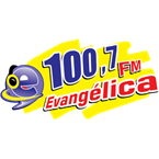 Rádio Evangélica FM 100.7 FM Brazil, Recife
