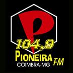 Rádio Pioneira FM 104.9 FM Brazil, Coimbra