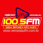 Rádio Venceslau FM 100.5 FM Brazil, Presidente Venceslau