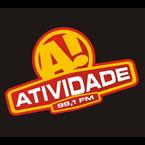 Rádio Atividade FM 99.1 FM Brazil, Poços de Caldas