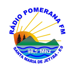 Rádio Pomerana FM 98.5 FM Brazil, Santa Maria De Jetiba